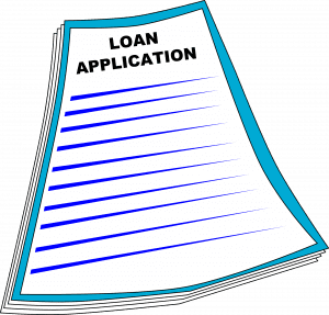 loan, application, application form